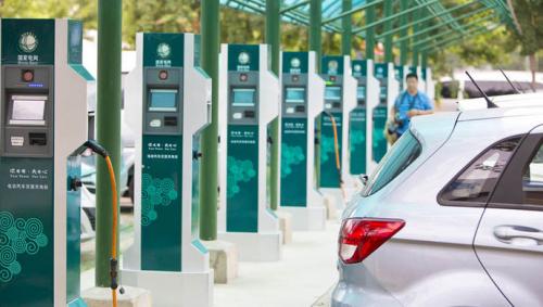 罗定市新能源充电站