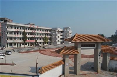 云浮双东小学